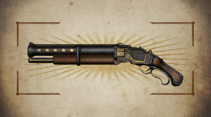 Image from http://vignette2.wikia.nocookie.net/bioshock/images/9/9e/Bioshock-infinite-shotgun-lg.jpg/revision/latest?cb=20121125193036.