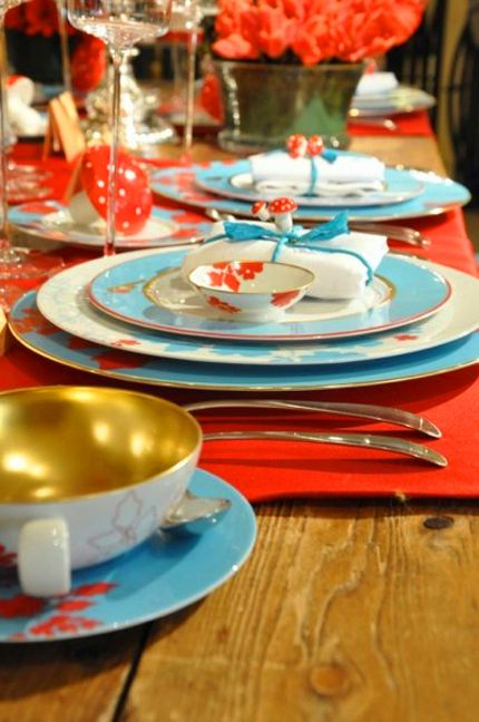 South Shore Decorating Blog: table settings