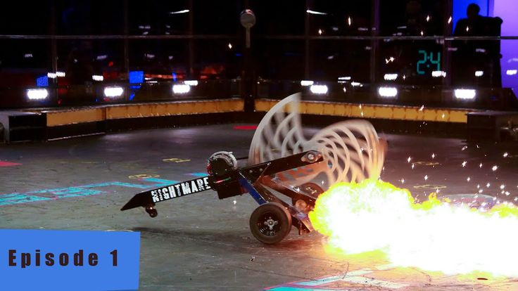 BattleBots 2015 Episode 1 - The Final BattleBots Championship 2015 Full HD