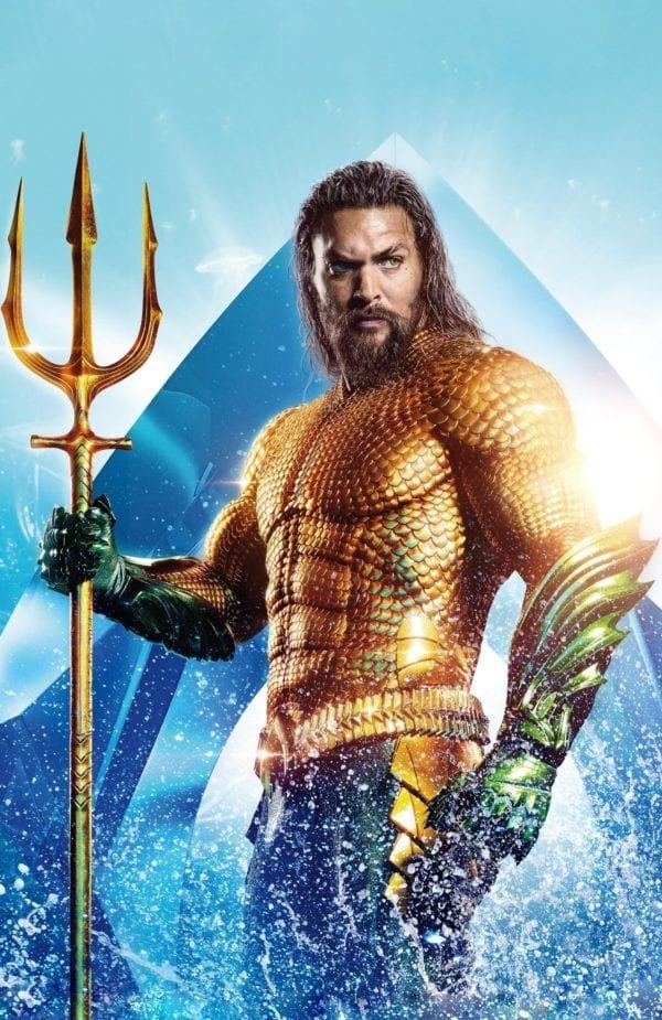 Image Result For Jason Momoa Aquaman Official Poster Jason Momoa Aquaman Aquaman Pelicula Aquaman