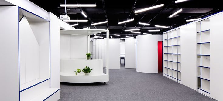 DL atelier gives employees freedom to explore in the forest office