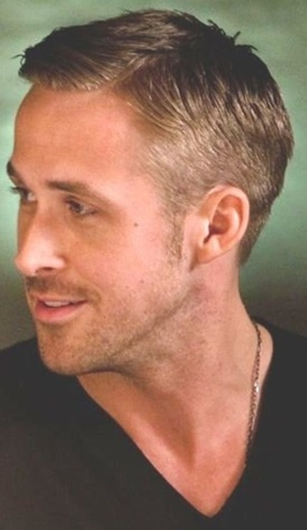 Ryan Gosling - his hair is the best in this movie!