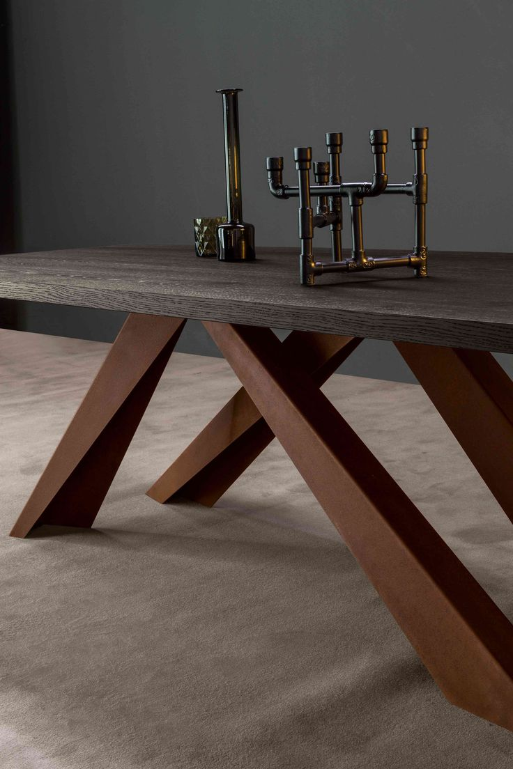 SHOP@CORO.IT Big #Table #design Alain Gilles by #Bonaldo