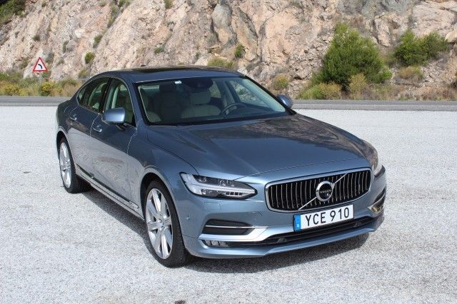 2017 Volvo S90 Review, Ratings, Specs, Prices, and Photos - The Car Connection