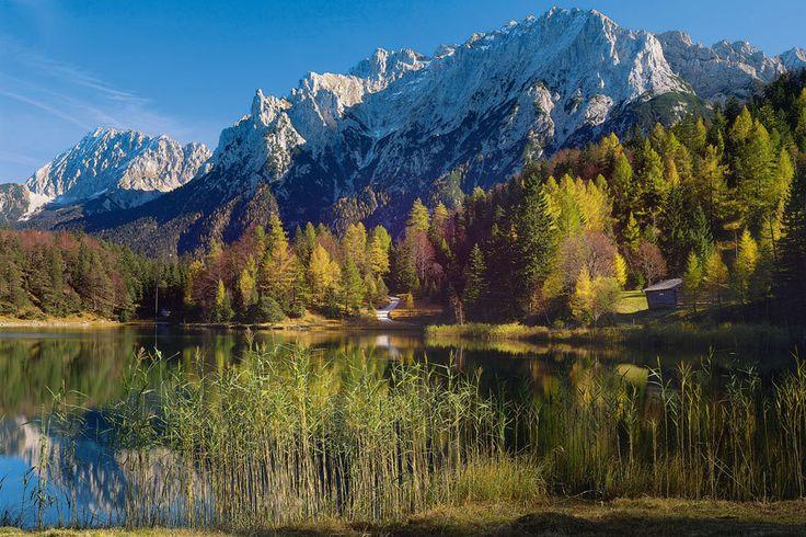 Mittenwald, Krün. Top-Ausflugsziele: 16 fantastische Naturerlebnisse in Deutschland - TRAVELBOOK.de