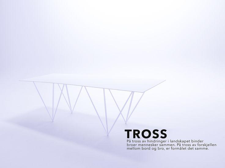 TROSS - paper table on Behance