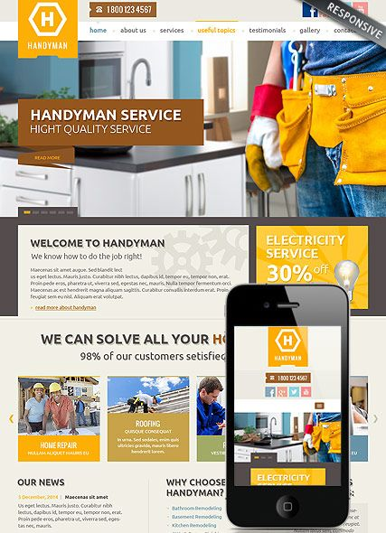 We are dedicated to providing reliable, efficient and value for money handyman service for Ballarat and surrounding regions. http://aussiefixit.com/