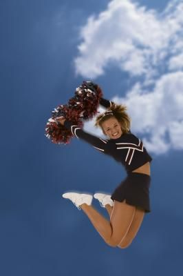 Cheerleading Exercises To Improve Flexiblity Fast | LIVESTRONG.COM