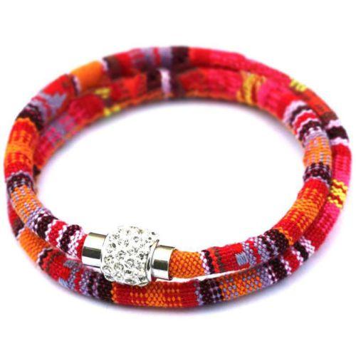 Be-Retro-Ethnic-Style-Multilayer-Cotton-Rope-Bracelet-Wristband-Hippy-Surf-Gift