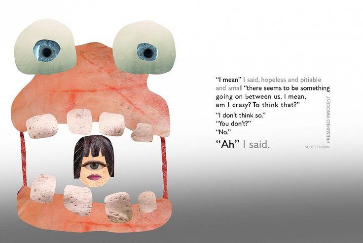 presumed innocent scott turow quote book Quotes Pinterest - presumed innocent book