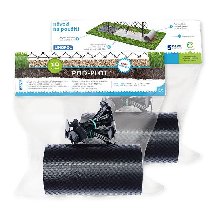 • je vhodným doplnkom všetkých druhov oplotenia, ktoré nie sú podmurovanie betónovým pásom