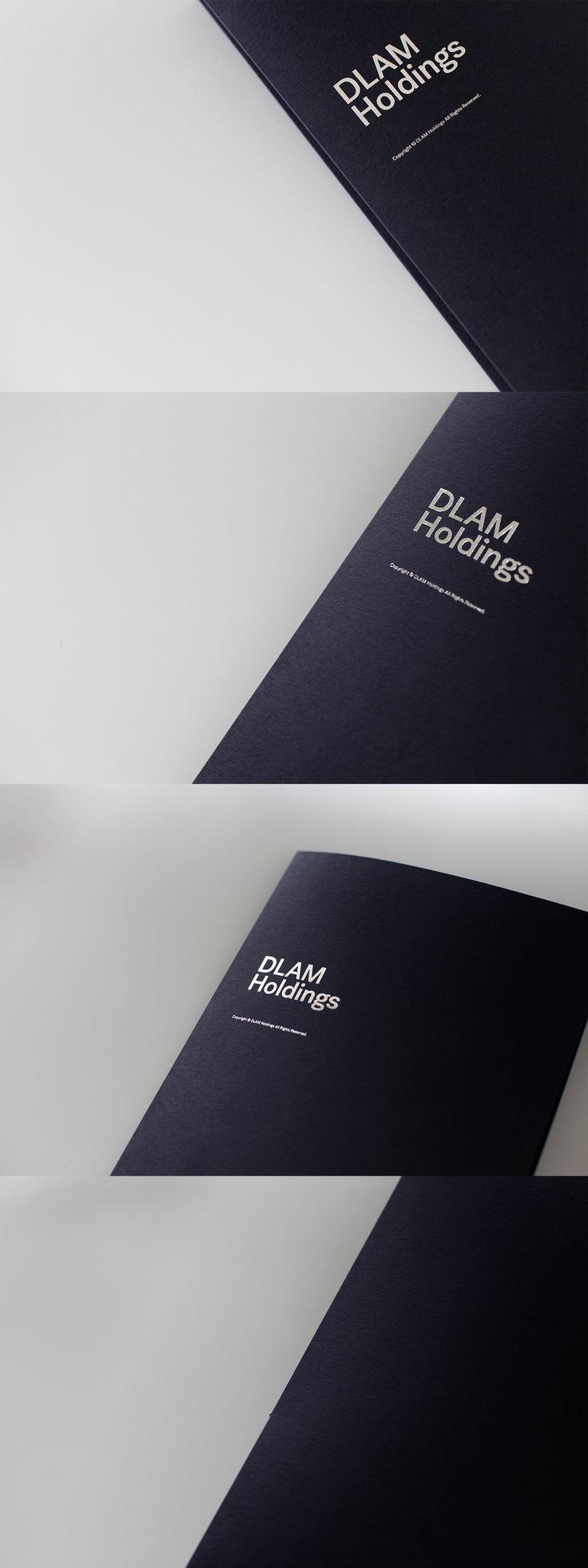 Pocket Folder Design for DLAM Holdings