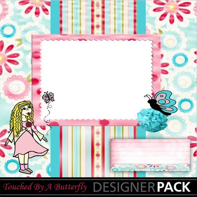 Quickpage  From @touchedbyabutterfly @mymemories.com $0.99