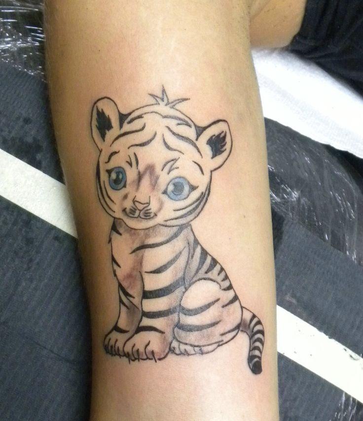 #tigrotto#tatuaggio