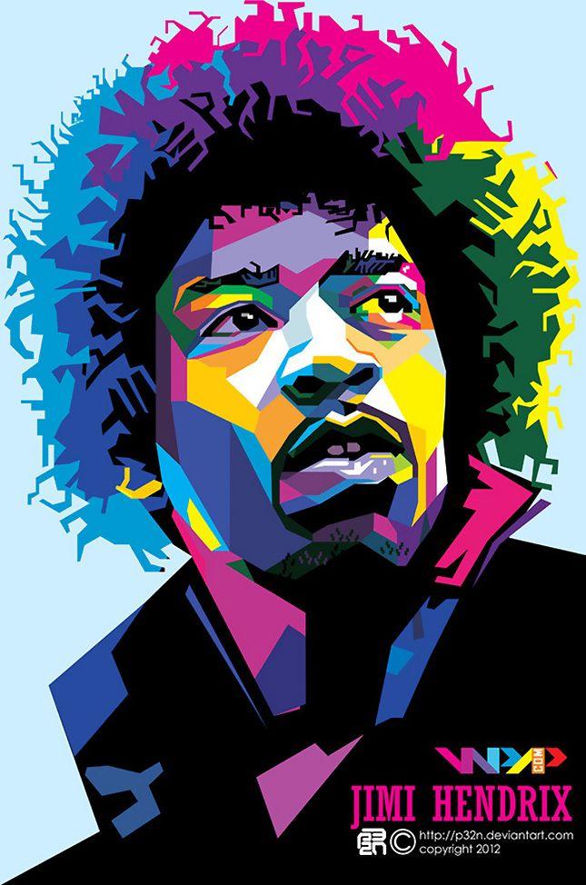 Hendrix est l'un des artistes les plus novateurs de son siècle, notamment en raison de son approche révolutionnaire de son instrument à qui il a donné ses lettres de noblesse, et des techniques d'enregistrement en studio.