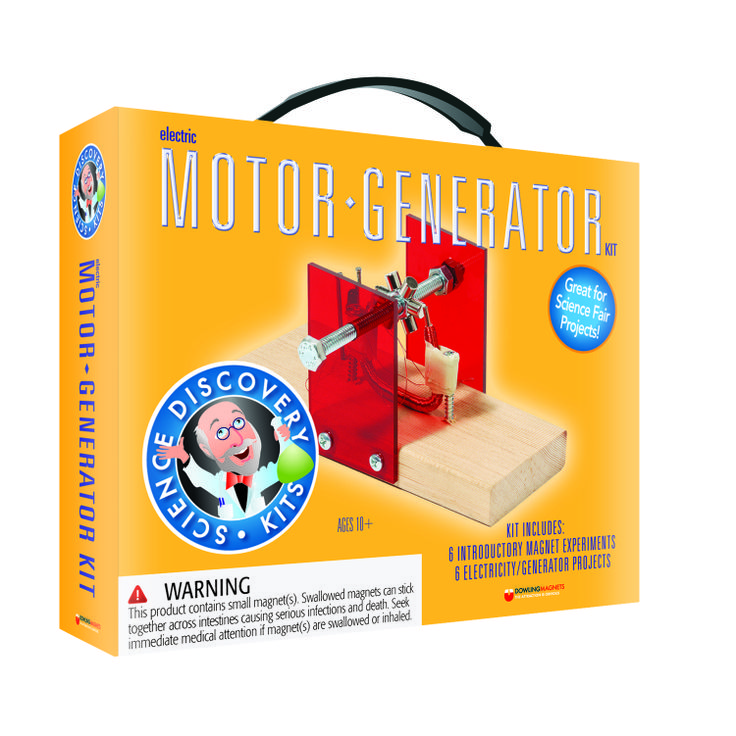 Electric Motor Project Kit: 1000+ Ideas About Motor Generator On Pinterest