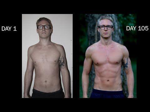▶ 105 DAYS BODY TRANSFORMATION - How Freeletics Changed My Life - YouTube