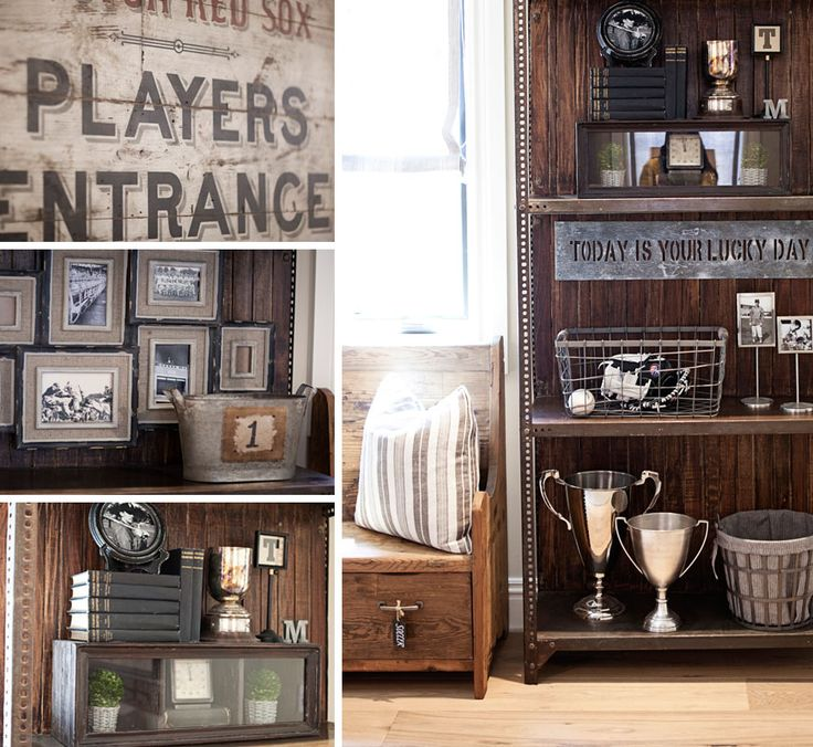 Older Boys Room Snowboarding Theme Blue And Dark Wood: 23 Best Images About Baseball Theme On Pinterest