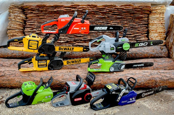 Looking for the best battery-powered chainsaw under $400(ish)? We've got a breakdown of the best options currently on the market!  #Chainsaw #tools #OPE #landscaping #propertymaintenance #DeWalt #EGO #Greenworks #Echo #OregonCordless #Kobalt #forestry  https://www.protoolreviews.com/tools/outdoor-equipment/best-battery-powered-chainsaw-shootout/29018/