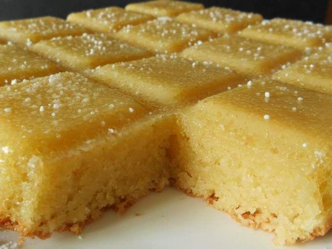 Recette Dessert : Namandier fondant par Lacuillereauxmilledelices