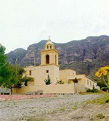 Nuestra Señora del Refugio Temple in Sierra Mojada, Coahuila, Mexico - Tour By Mexico ®  http://www.tourbymexico.com/coahuila/mojada/mojada.htm