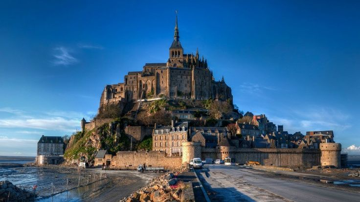 Mont Saint-Michel - European Best Destinations - Copyright  Yann Pinczon du Sel