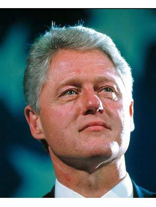 Bill Clinton, Person of the Year  -  Defeats George H. W. Bush and Ross Perot in Presidential Election