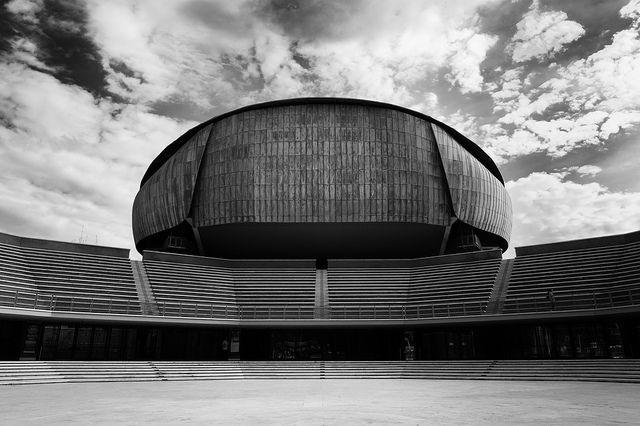 Auditorium, Parco della Musica /Renzo Piano