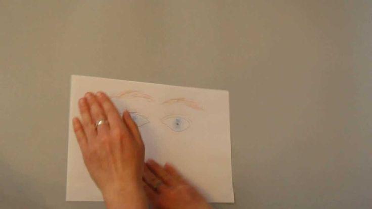 Hin und her, mit der Hand - Fingerspiel für Kinder (Kinderlied) für den ...