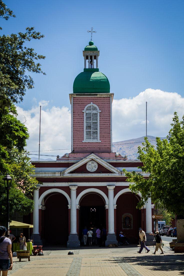 Iglesia San Jose de Maipo