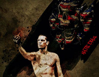 """Check out new work on my @Behance portfolio: """"MMA - UFC - KSW"""" http://be.net/gallery/52384627/MMA-UFC-KSW"""