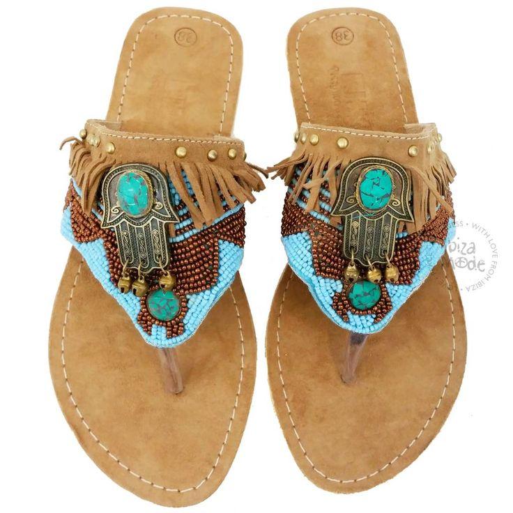 Prachtige slippers van het merk PH&T.