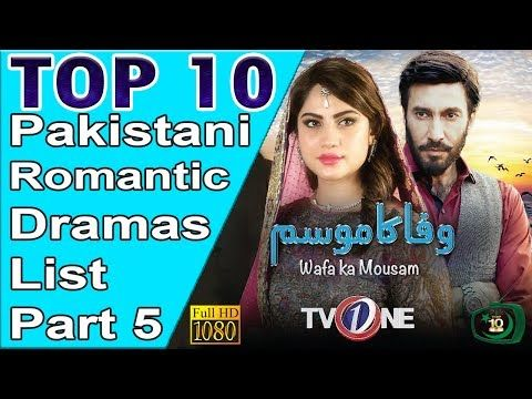 Top 10 Most Romantic Pakistani Drama Serials | Top 10 Romantic Pakistani Dramas With Happy Endings - YouTube
