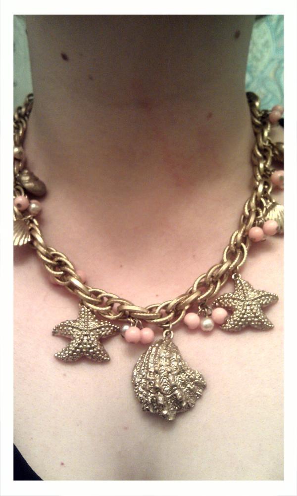 Talbots neckace @ TJ Maxx for $7.99 :]