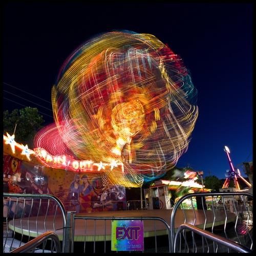 Alameda County Fair, California, USA  (by bats…)
