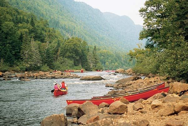 National Park Jacques Cartier