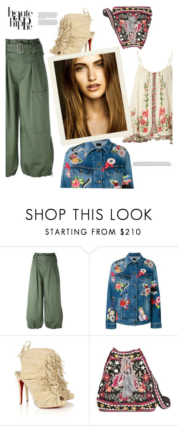 """""""summertime - janis joplin"""" by gabrielleleroy ❤ liked on Polyvore featuring Marc Jacobs, Yves Saint Laurent, Johnny Was, Mes Demoiselles... and Haute Hippie"""