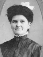 Narcissa Kinney of Gearhart, Oregon had passed away by 1905, the time of the novel Stuart Brannon's Final Shot by Stephen Bly ... but she as a real life person plays an important background role in the story.
