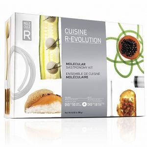 Objevujte zábavný svět molekulární gastronomie - MOLECULE-R