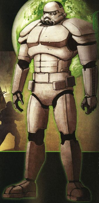 Space Trooper (Zero G Assault trooper)