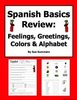 25+ best ideas about Spanish basics on Pinterest | Spanish ...