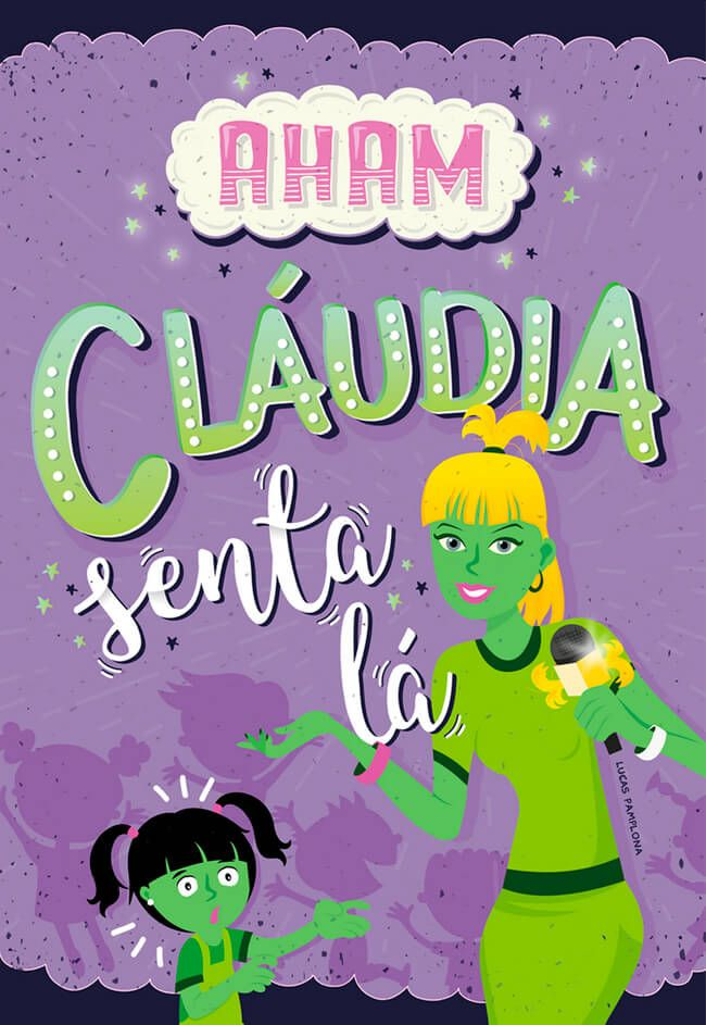 Os memes da internet brasileira ilustrados por Lucas Pamplona - O designer Lucas Pamplona ilustrou alguns memes conhecidos da internet brasileira e o resultado é hilário. Senta lá Cláudia, e veja!