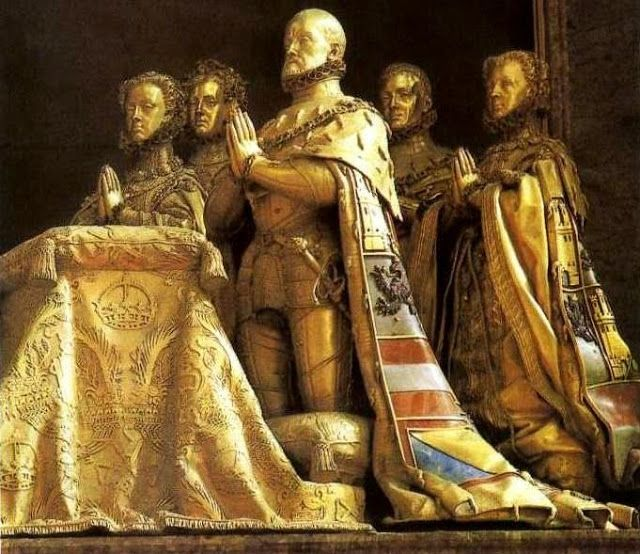 Image result for estatua felipe ii escorial