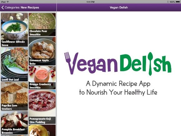 35 best cooking apps images on pinterest app apps and kitchens new recipes on vegan delish the healthy cooking app for iphones and ipads forumfinder Images