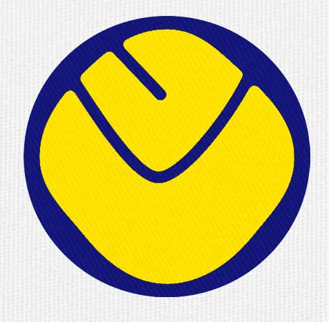 Leeds United: Smiley Badge [1973-1976]