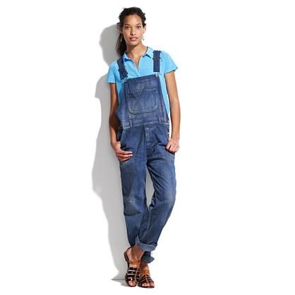 Madewell. Chimala® Denim Overalls.Bigger Closets, Style, Overalls Overalls, Denim Coveralls, Blue Jeans, Chimala Denim, Pairings, Madewell, Denim Overalls