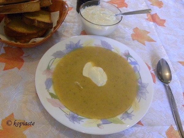 Fish Soup / Ψαρόσουπα https://www.kopiaste.info/?p=351