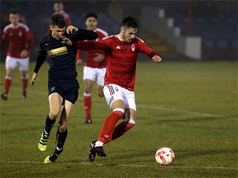 Nottingham Forest Under 23s take on Sheffield United in the Professional Development League