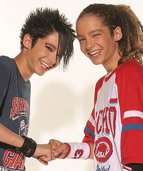 Bill & Tom Kaulitz!!! Hahaha!!!