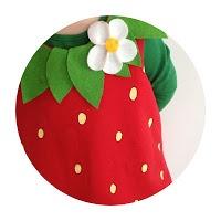 waleur // Strawberry costume